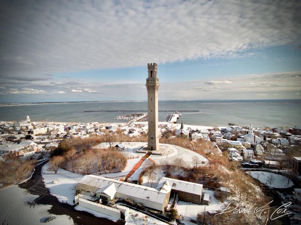 Monument Winter 2018